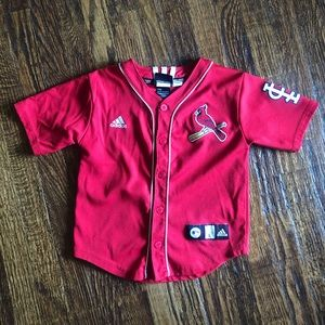 Youth Large Cardinals Jersey